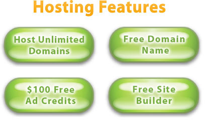 host unlimited domains